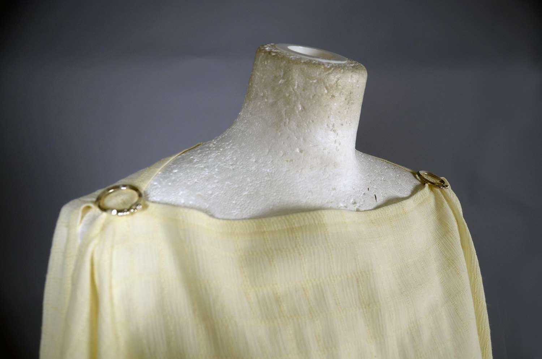 Detajl obleke iz kolekcije ArchaeoROBE, foto: Vendi Jukić Buča