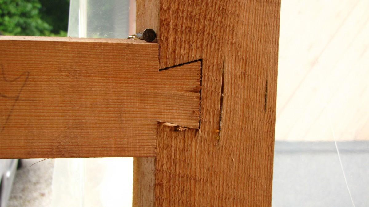 lesena konstrukcija
