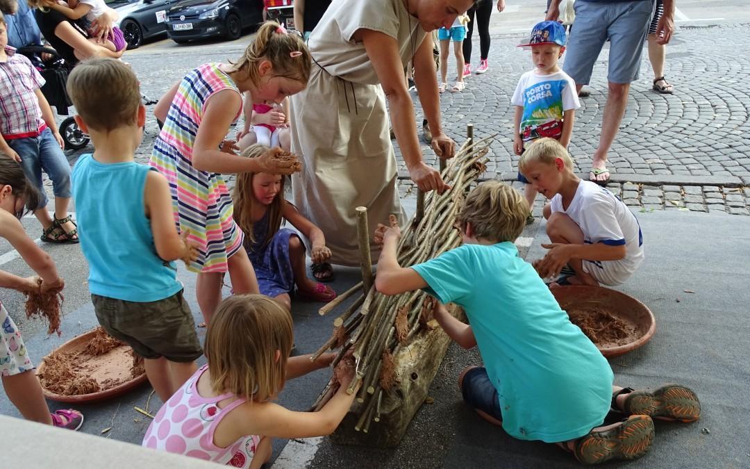 Praznik situl – festival prazgodovinskega življenja in kulinarike