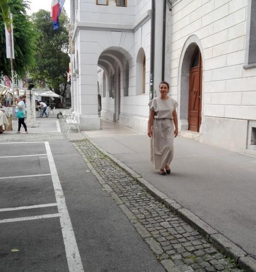 Kostumi so delo Lavre Fabjan, muzejske pedagoginje.